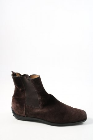 Tod's Ankle Boots braun Casual-Look