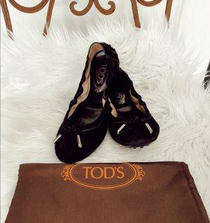 Tod's Ballerinas Damenschuhe Gr.37,5