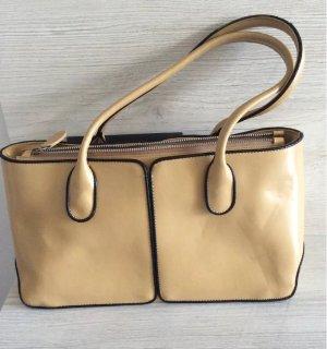 Tod's beige Handtasche - wie neu - Vintage