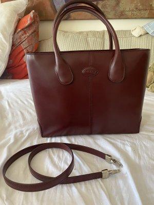 Tod's Handbag bordeaux