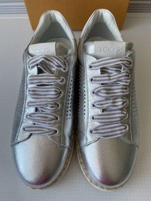 TOD'S Damen Leder Schuhe Laufschuhe Sneakers Gr.39/39,5