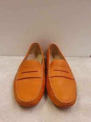 Tod's Damen Slippers in Orange