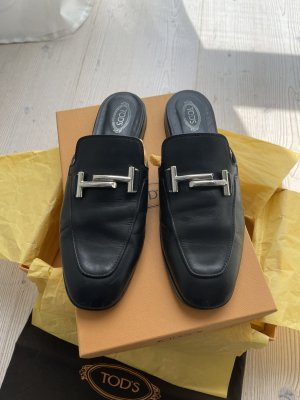 Tod's Slip-on Shoes black