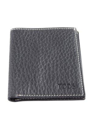Tod's Geldbörse schwarz Casual-Look