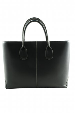 Tod's Handtasche schwarz Business-Look