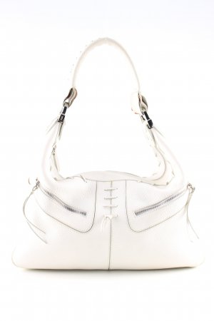 Tod's Handtasche creme Casual-Look