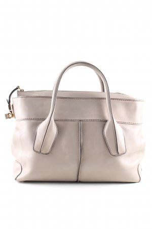 Tod's Handtasche wollweiß Casual-Look
