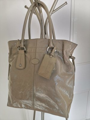 Tod's Carry Bag grey brown-oatmeal