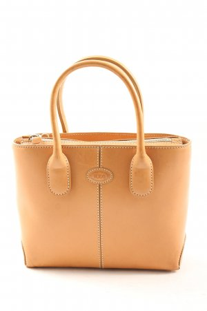 Tod's Henkeltasche nude Business-Look
