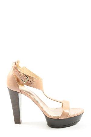 Tod's High Heel Sandaletten nude Casual-Look