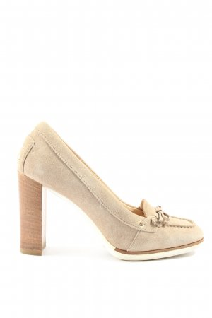 Tod's High Heels creme Casual-Look