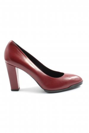 Tod's High Heels red business style