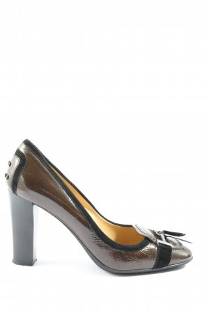 Tod's Trotteur braun Business-Look