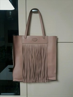 Tod's Shopper beige