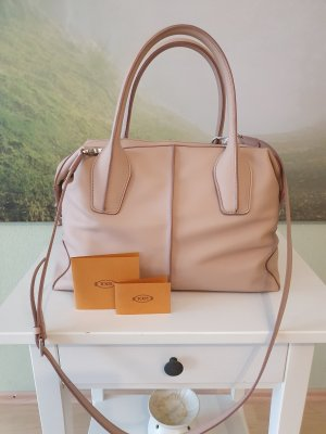 Tods Crossbody bag pink leather