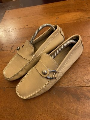 Tod's Slip-on Shoes nude leather