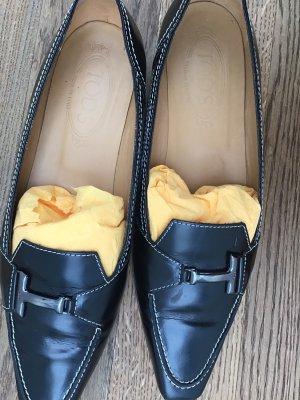 Tod's Loafer, Gr. 38, schwarz