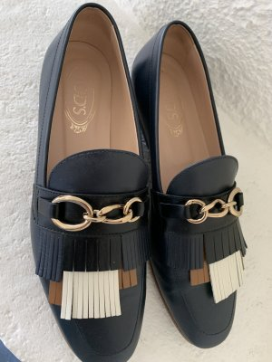 Tod's Moccasins multicolored