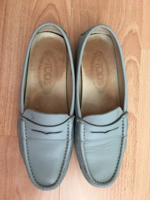 Tod's Loafers in hellblau