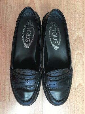 Tod's Loafers in schwarz