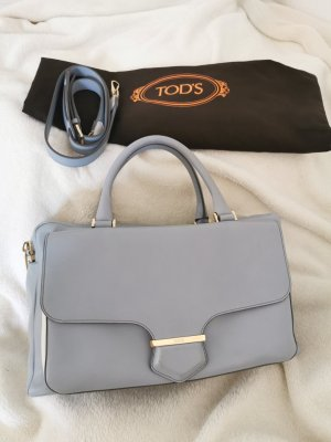 TOD'S Military Tasche Cloudy Blue