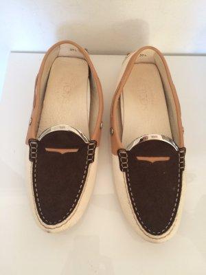 Tod´s Mocassins/Loafers dreifarbig Gr.37,5