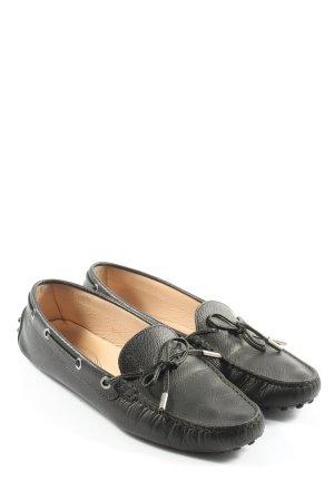 Tod's Mocassino nero stile casual