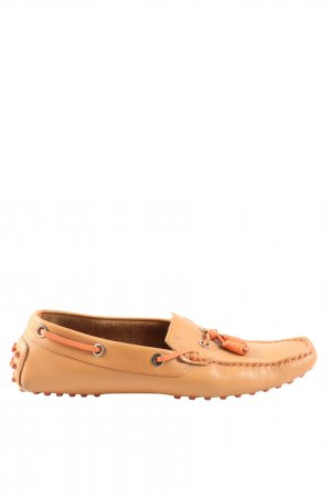 Tod's Mocassins nude casual uitstraling