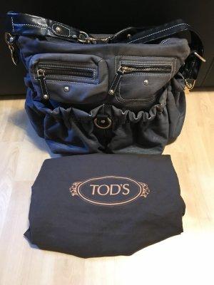 Tod's Pashmy Mummy Bag Media Schultertasche Handtasche