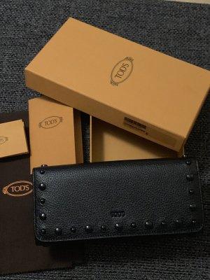 Tod's Portemonnaie in schwarz- neuwertig