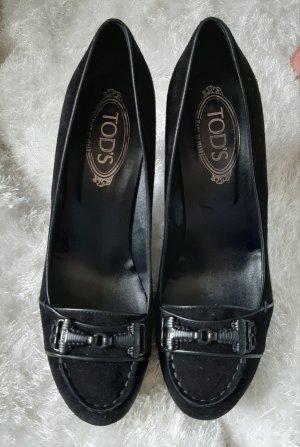 Tod's High Heels black
