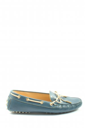 Tod's Moccasins blue business style