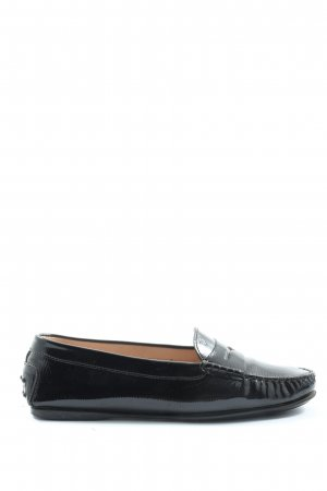 Tod's Slip-on Shoes black casual look