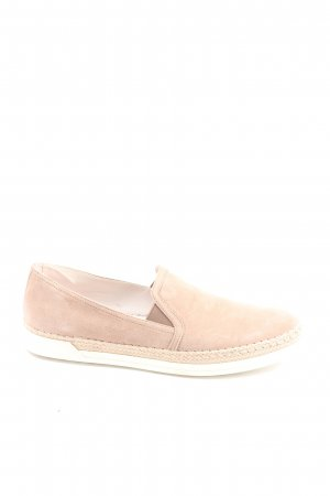 Tod's Sneaker slip-on crema stile casual
