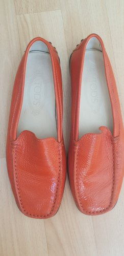 Tod's Slipper Gr 38 orange