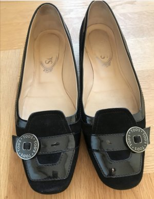 Tods Pantofel czarny