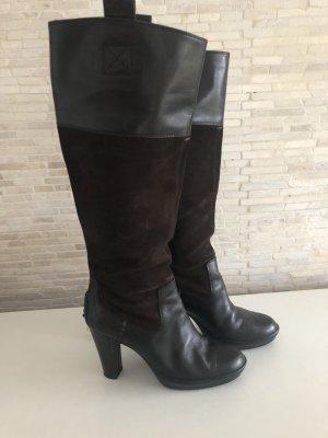tod's Stiefel aus Leder
