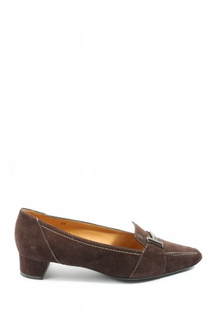Tod's T-Strap Pumps brown casual look