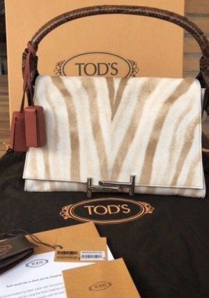 Tod's Tasche Double T Single Strap Small-neuwertig !