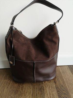 Tod's Shoulder Bag dark brown