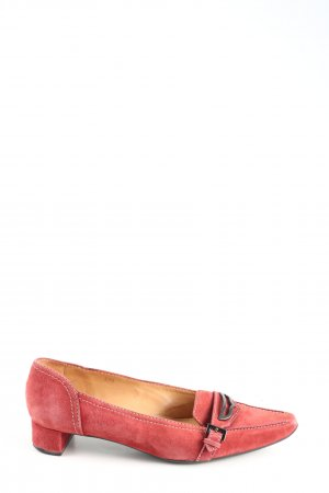 Tod's Trotteur rot Casual-Look