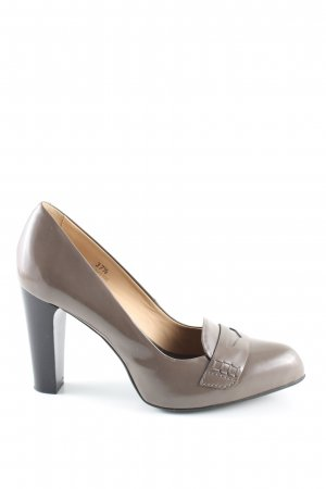 Tod's Loafers light grey business style