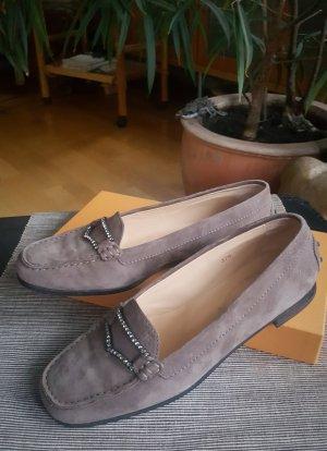 TOD'S Veloursleder-Loafer (letzte Reduzierung!)