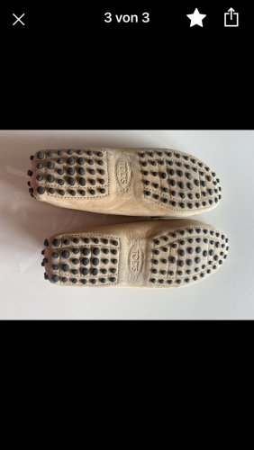 Tods Moccasins oatmeal