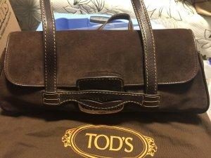 Tods echt wild Leder Vintage Tasche