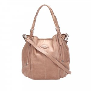 Tods G-Line Leather Satchel