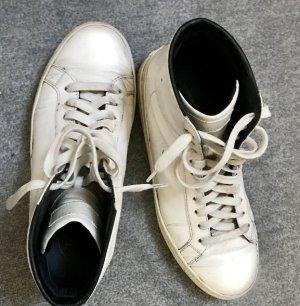 Tods hightop sneaker