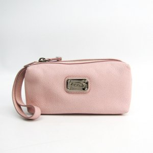 Tods Leather Pouch