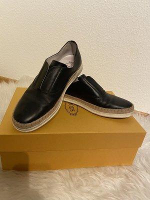 Tods Loafer schwarz