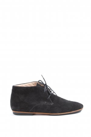 Tods Lace Shoes black casual look